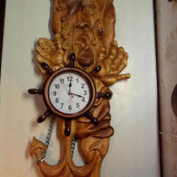 Часы «»СТАРЫЙ ПИРАТ»