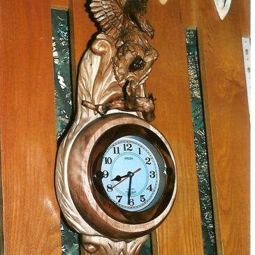 Часы «ОРЛИНАЯ ОХОТА»