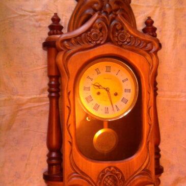 Реставрация и оформление старых часов