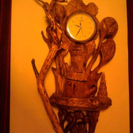 Часы со шкатулкой